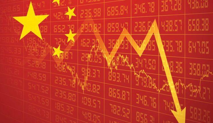 Chinese economy background
