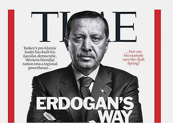 erdogan in Time