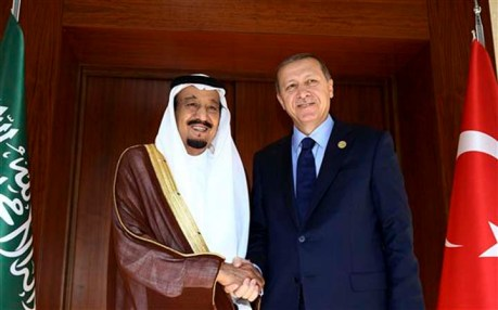 Mideast Saudi Turkey