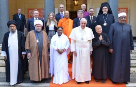 Papa-francis-unidade-e-um-mundo-religião