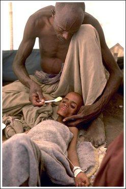 famine