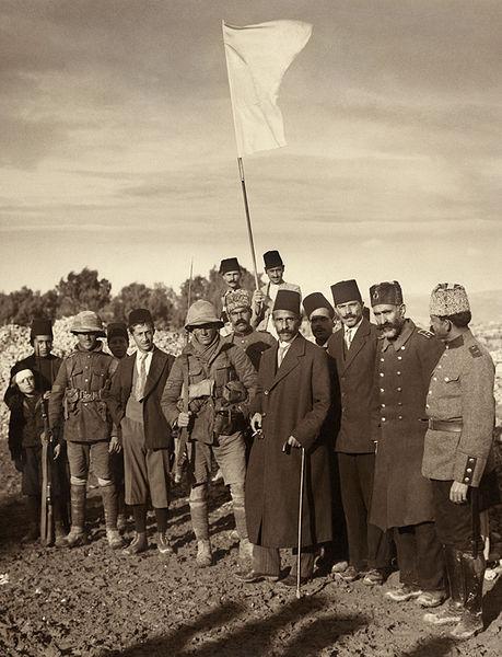 Ottoman-surrender