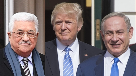 Trump mulls Middle East peace
