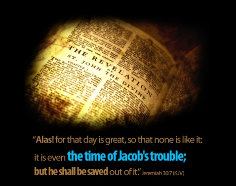 The time of Jacob's trouble