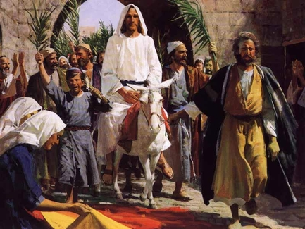 Blessed is the King of Israel