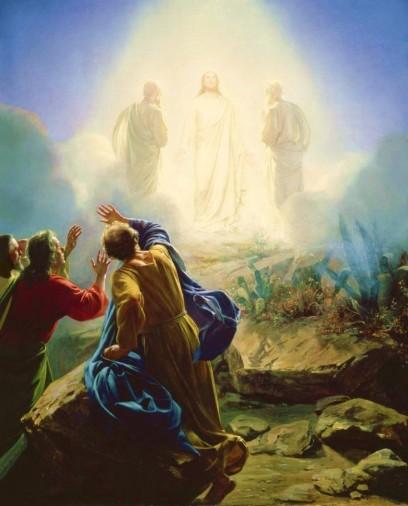 Transfigurationbloch