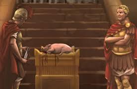 Antiochus IV-pig