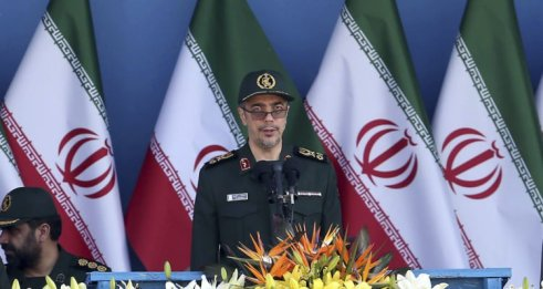 Iranian-General