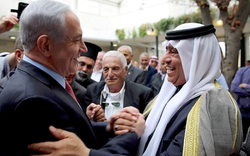 Saudi Arabia has united with Israel