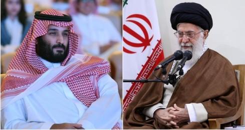 Saudi Crown Prince - Khamenei