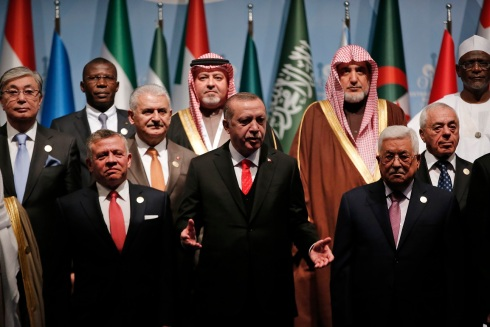 Turkey Jerusalem Islamic Summit