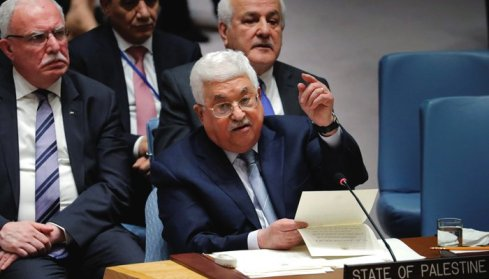 Abbas calls for conference