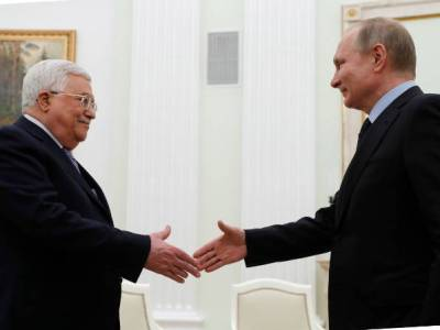 Abbas turns to Moscow in search for new Mideast mediator