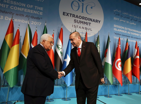 Palestinians turn to Turkey