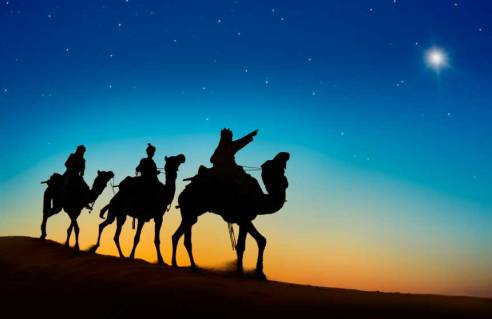 the wise men of the east