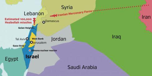 threats on northern border