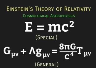 Einsteins theory of relativity
