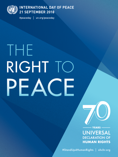 Int Day of Peace