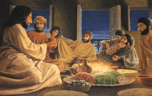 Jesus-and-His-Disciples-at-the-Last-Supper