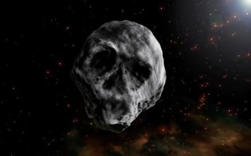 space-skull