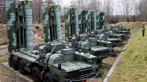 Ankara's move to buy Russian S-400 missiles