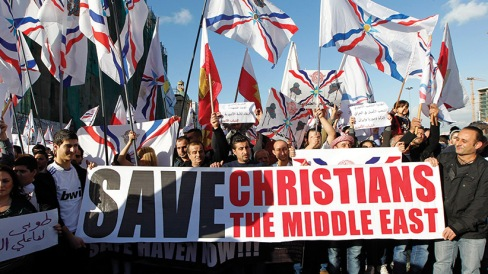 CHRISTIAN PERSECUTION CONFERENCE