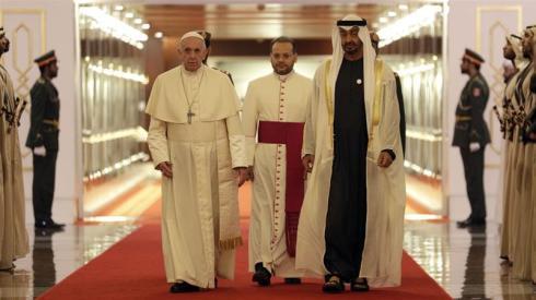 Pope Francis' UAE visit