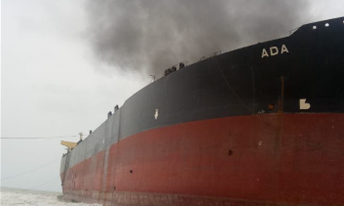 attacks on the Saudi tankers