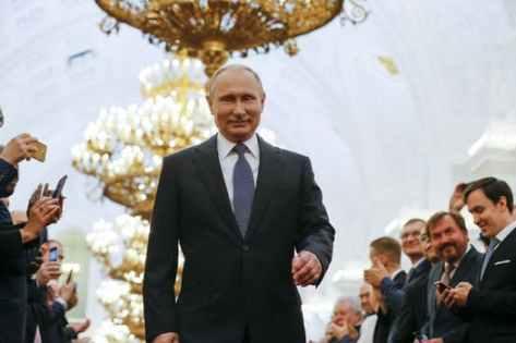 Russia+Putin