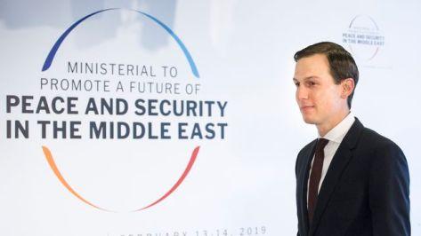 Israeli-Palestinian peace plan
