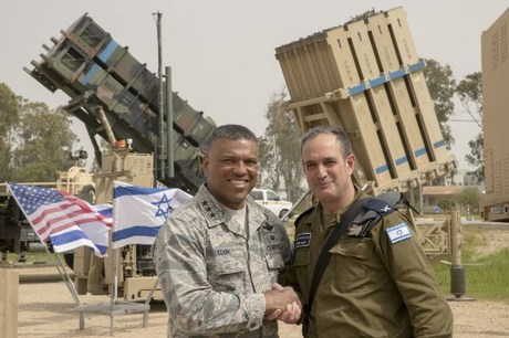 ISRAEL-US-MILITARY-DEFENCE