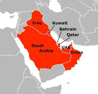 Arab Gulf States