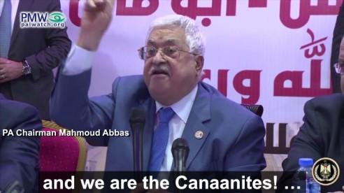 Canaanite-abbas