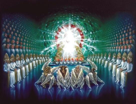 Throne Room of Heaven