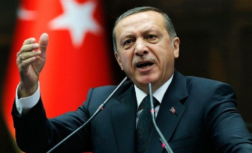 Erdogan hits out at Arab