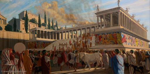Pergamon Altar of Zeus - 2