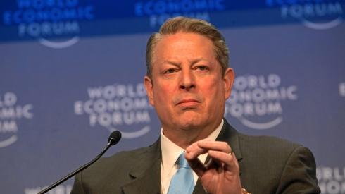 Al Gore WEF