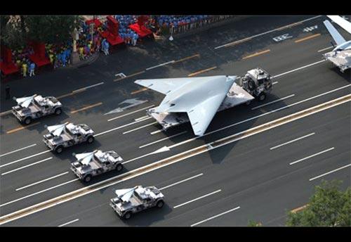 bat-winged unmanned aerial vehicle