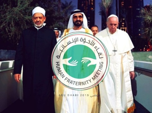 Pope Francis and United Religions Initiative