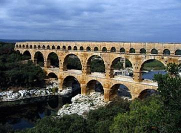 Roman aquaduct