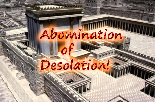 Abomination in the Temple