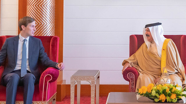 Bahrain establishing full diplomatic relations with Israel