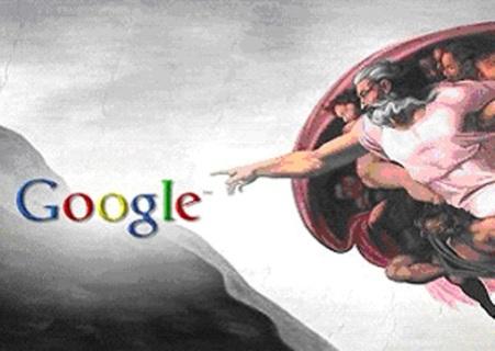 God or Google 4