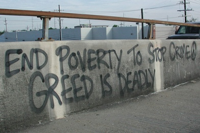 poverty and social inequality