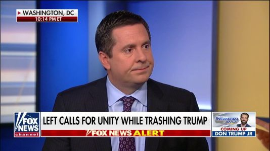 Rep Devin Nunes said that President Trump most important accomplishment