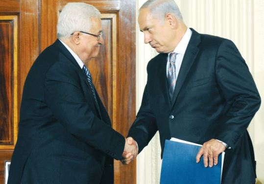 Abbas Palestinians ready to resume peace talks with Israel
