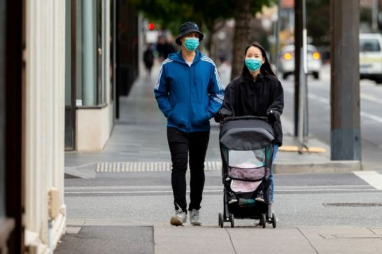 NEWS: APR 14 Australians Adjust To Life During Coronavirus Pandemic