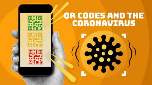 global COVID-19 tracking system that uses QR codes 2