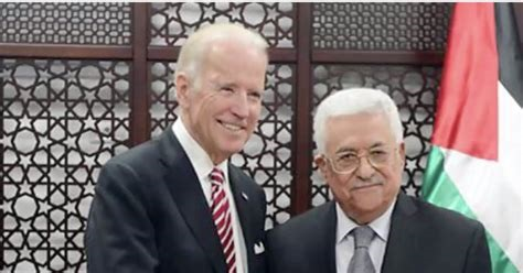 Biden administration announced Tuesday it was renewing US relations with the Palestinian leadership
