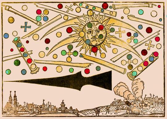 Nuremberg Ufo 1561